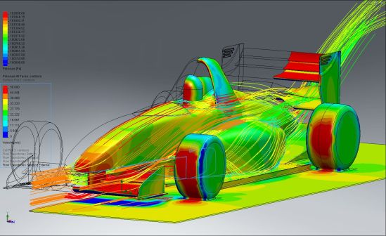 Sample CFD