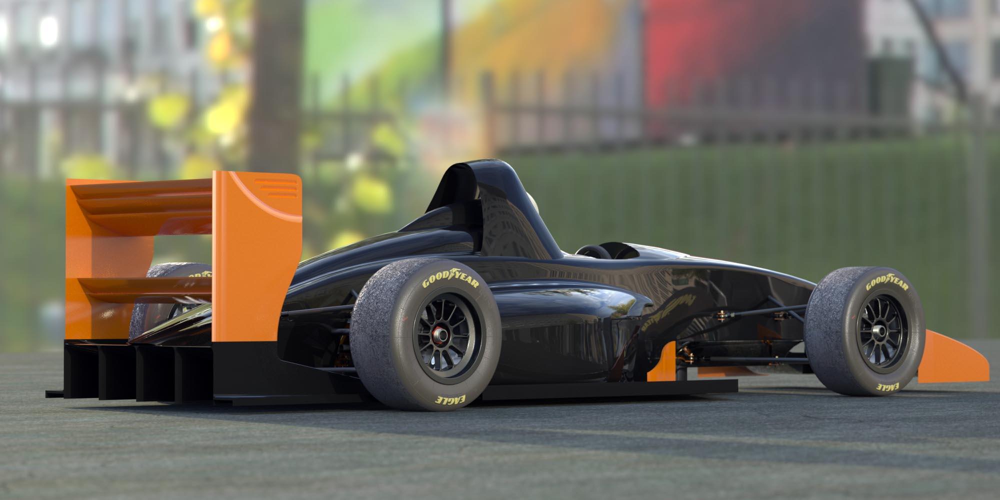 JL.12 race car