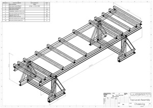 building the chassis jig table ludemannengineering. Black Bedroom Furniture Sets. Home Design Ideas