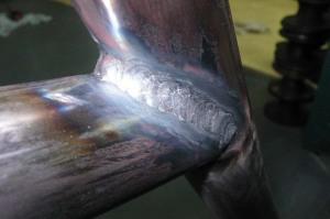 A weld!