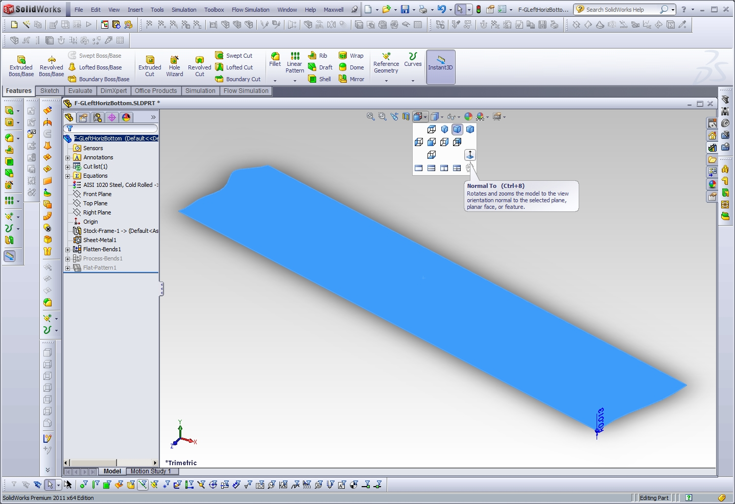 How to Fishmouth Tubes in Solidworks | LudemannEngineering