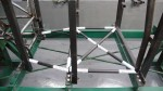 Cockpit floor tubes
