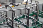 Cockpit Frame Rails