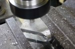 Milling Rod End Holes