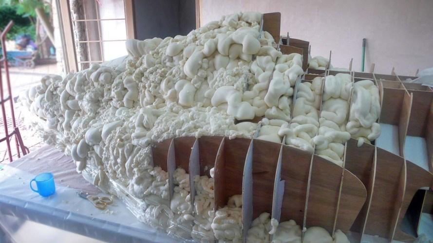More Foam