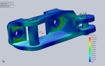 Steering Arm FEA
