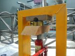Rocker Bearing Press