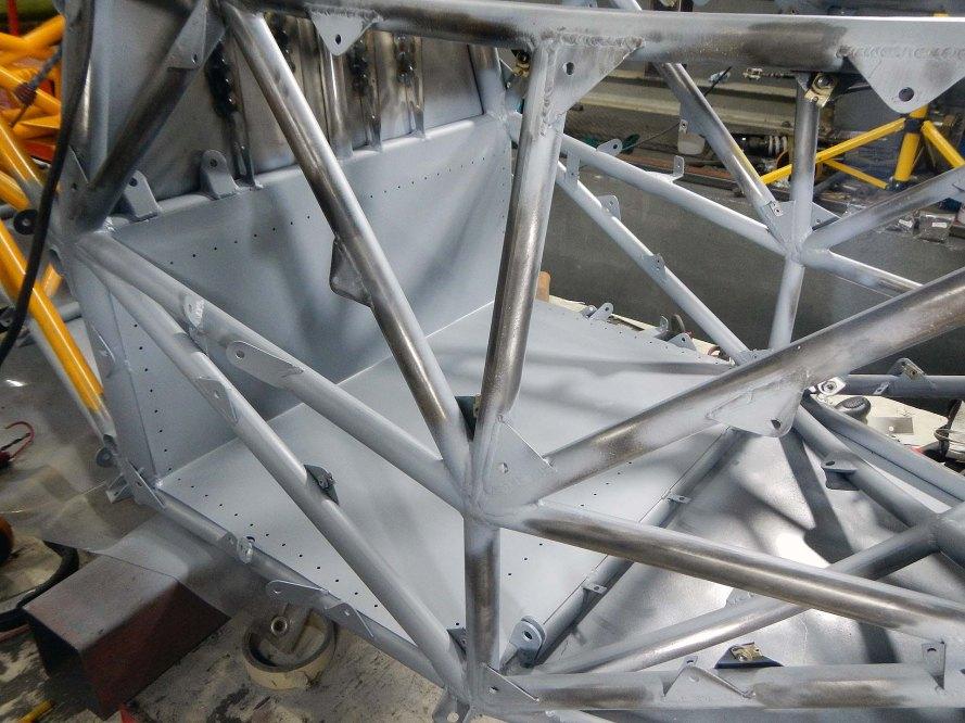 Primed Steel