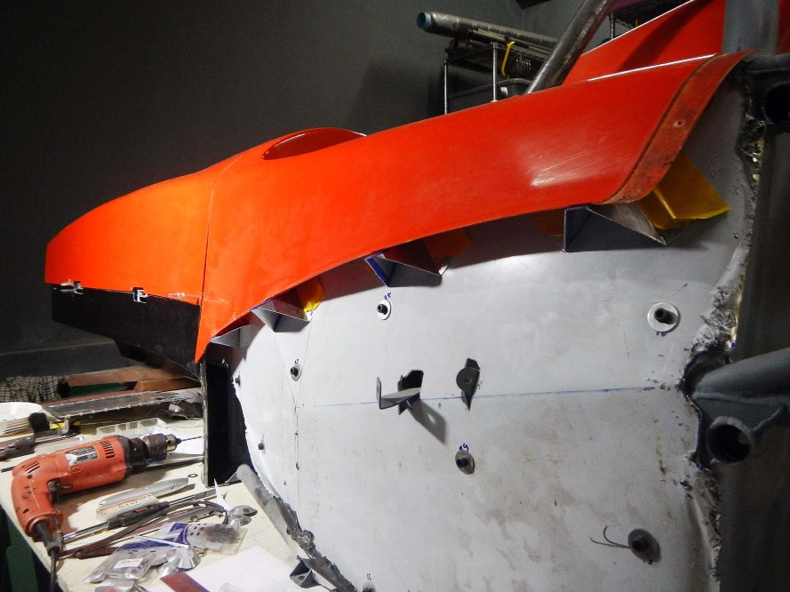 Cockpit Surround