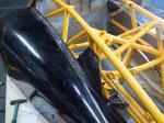 Rear Sidepod