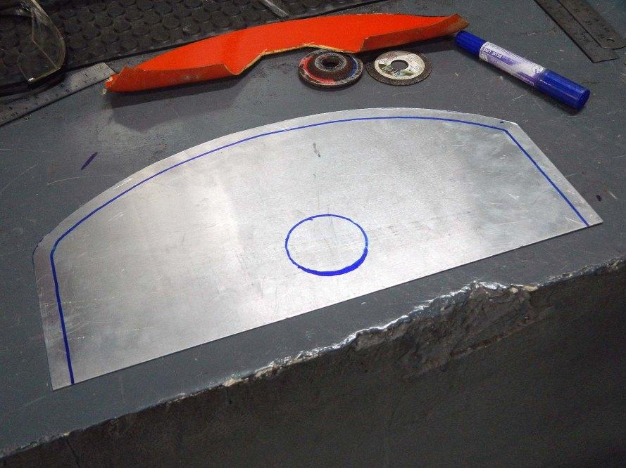 Flat Aluminum