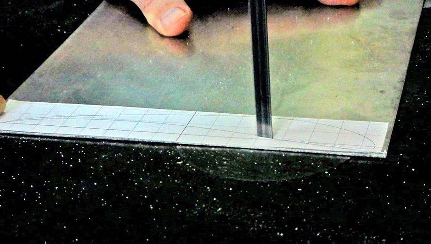 Cutting Airfoil