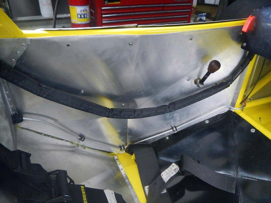 Cockpit Tubing